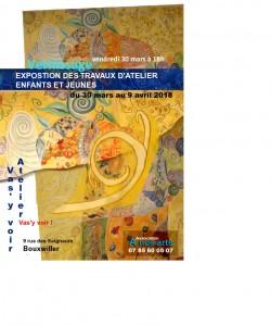 invitation expo jeunes18